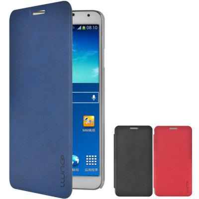 Practical PC and PU Material Protective Cover Case