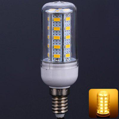 E14 12W 36 SMD - 5630 1100Lm LED Bulb Warm White 110V Corn Lamp (3000 - 3200K)