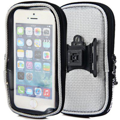 ROSWHEEL Full Function Portable 4.2 inch Touch Screen Cycling Front Tube Phone Bag