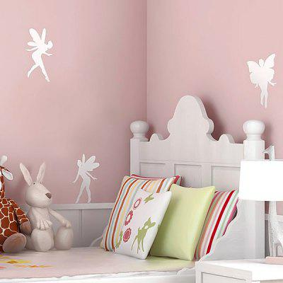 Removable Fairy Elfin Wall Sticker Fairy Decor Wallpaper