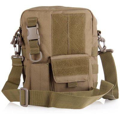 Durable Tactical Sholder Bag 1000D Storage Pack Military Outdoor Activities Necessary