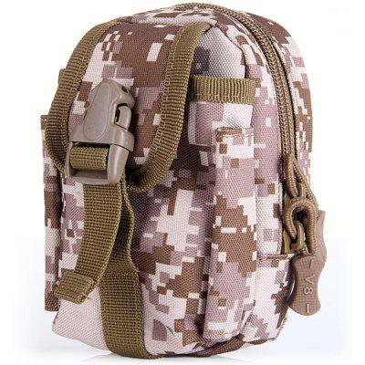 Durable 1000D Tactical Waist Bag Pack Military Outdoor Activities Necessary
