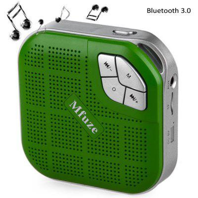 T6 Portable Wireless Bluetooth 3.0 Speaker