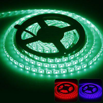 300 LEDs SMD - 5050 60W 5M RGB Flexible Strip Light Water - resistant Festival Pendant