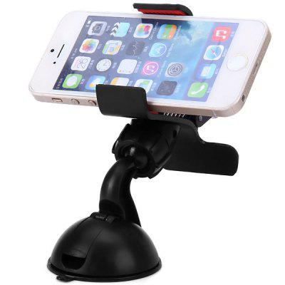 360 Degrees Rotation Universal Car Suction Mount Cell Phone / GPS Holder