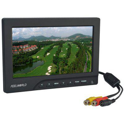 Professional 7 inch FEELWORLD FPV - 769A HD LCD FPV Monitor No Blue Screen FPV Monitor