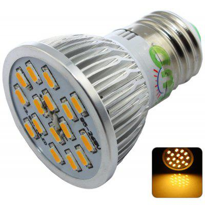 LUO 7W E27 SMD - 5630 16 - LEDs 3000 - 3500K 650Lm Warm White Spot Light