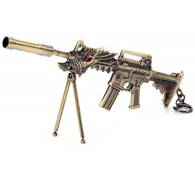 Cross Fire CF Dragon Gun Model Key Ring