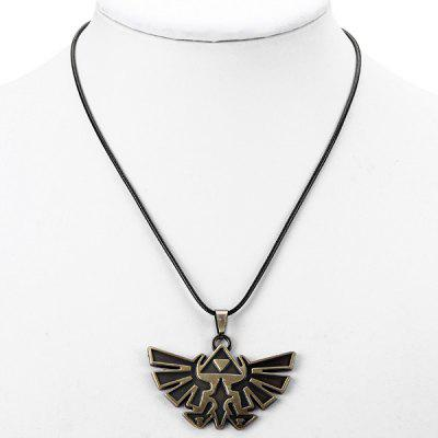 Anime Game The Legend of Zelda Necklace Pendants Collection Gothic Jewelry Best Gift