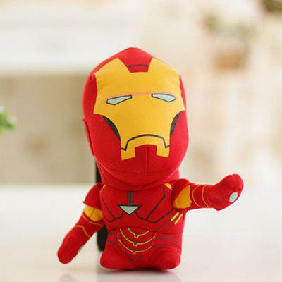 Cool 12.6 inch The Avengers Iron Man Plush Toy Stuffed Toy ...