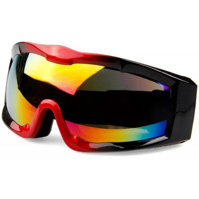 HM004 Colorful Lens Goggle Protective Eyewear