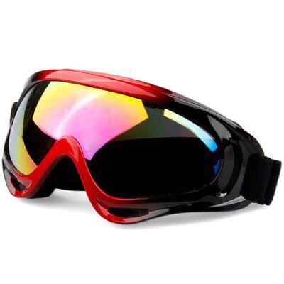 HM006 Colorful Lens Goggle Protective Eyewear
