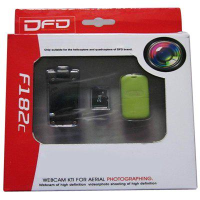 DFD F183 RC Quadcoter Accessories (0.3MP Camera + 2GB Memory Card + Card Reader)