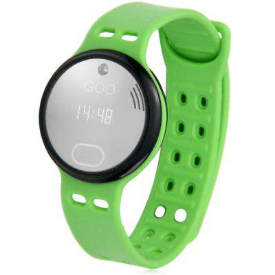 BandGoo Smart Bluetooth 4.0 Watch Camora Romote Call Reminder Ultraviolet Detection