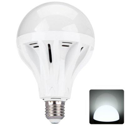 E27 18W White Light 1620Lm Environmental Frosted LED Globe Light Bulb