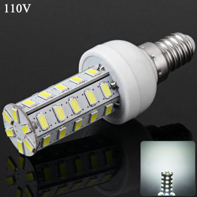 E14 SMD - 5730 36 LEDs 7W 6000 - 6500K 1600Lm 110V Dimmable Corn Lamp