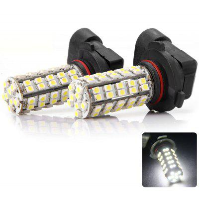 Sencart 9005 HB3 P20D Car Light 5W SMD - 3528 68 LEDs Fog Lamp (6000 - 6500K 2 PCS)