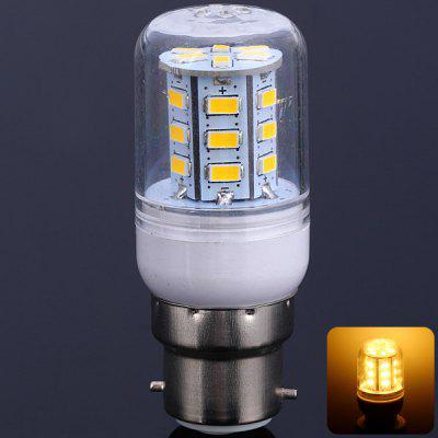 Buy WARM WHITE SMD 5630 24 LEDs B22 10W 900Lm LED Corn Bulb 3000 3200K 220V Corn Light for $2.32 in GearBest store
