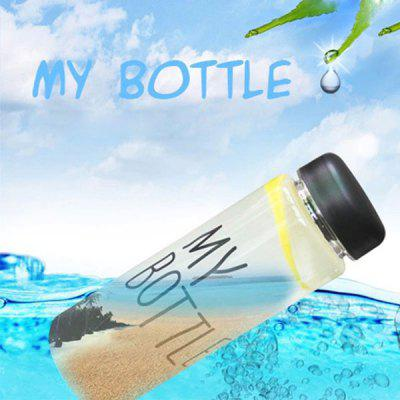 My Bottle 500lm Fruit Beverage Milk Water Bottle Coffee Cup