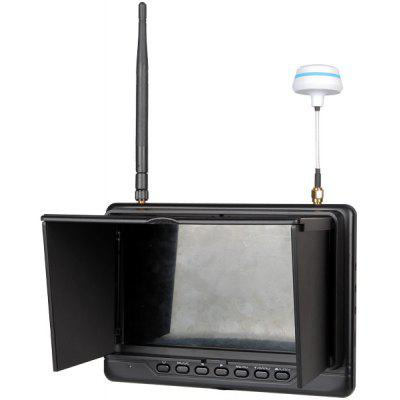 Fresh Professional 7 inch FEELWORLD FPV - 718 HD FPV Monitor  -  Build - in Battery FPV Monitor with Build - in 5.8GHZ Diversity  - 12V Charger