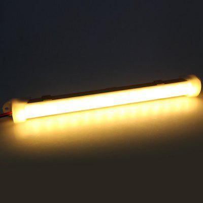 20CM 8W 15 x SMD 5050 LED Tube Light 850Lm 3000 - 3500K Milky Shelled Bulb