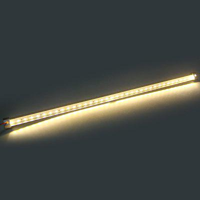 50cm 18W 36 x SMD 5630 LED V Groove Tube Light 1500Lm 3000 - 3500K Bulb