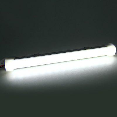 20CM 8W 15 x SMD 5050 LED Tube Light 850Lm White Light Milky Shelled Bulb
