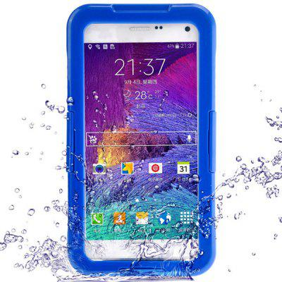 Practical Transparent Waterproof Plastic and TPE Protective Case