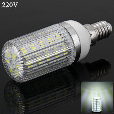 7W E14 SMD 5730 36 - LEDs 1600LM Dimmable Stripy Shaded White Light LED Corn Bulb