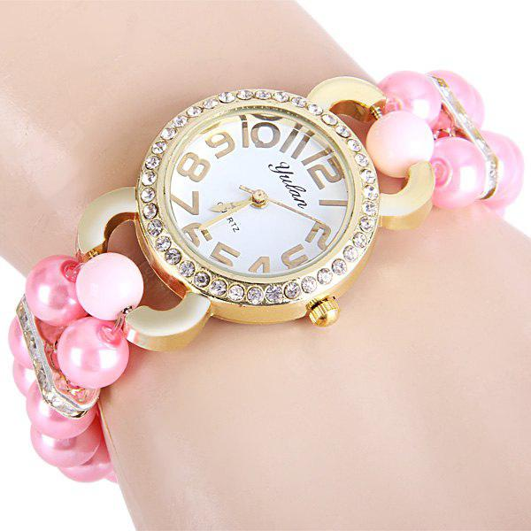 LIGHT RED, Watches & Jewelry, Women's Watches