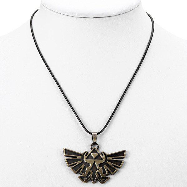 triforce fanboy legend pin of fashion zelda necklace jewelry pic