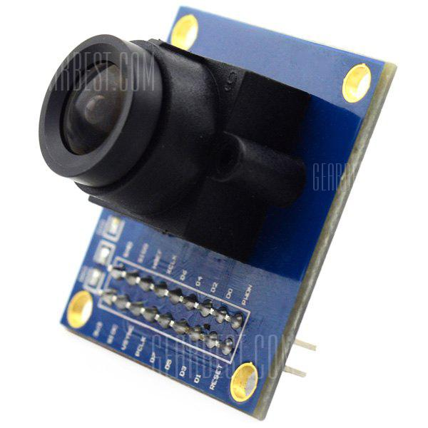 Jtron OV7670 300KP VGA Camera Module Works with Official Arduino Boards