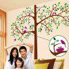 Buy DIY Home Decoration Repositionable Big Tree Pattern Wall Sticker Mural Beautiful Ornaments AS THE PICTURE