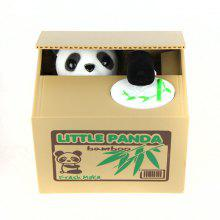 11.5cm Itazura Piggy Bank Stealing Coin Panda Bank