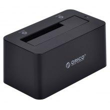 ORICO 6619US3 5Gbps USB 3.0 to SATA Hard Drive Docking Station for 2.5 / 3.5 inch SATA HDD