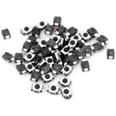 TD - 85XU PA66 DIY Mini Tact Switches for Electronic Components  -  50PCS