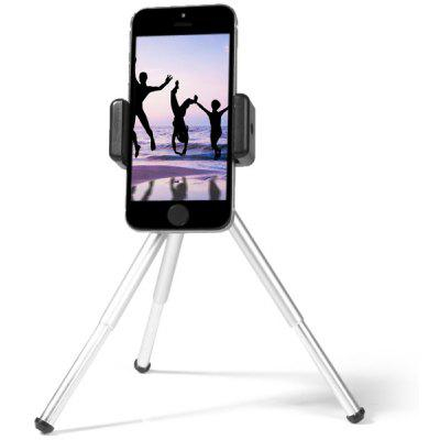 Tripod Mount Stand Cell Phone Clip Holder