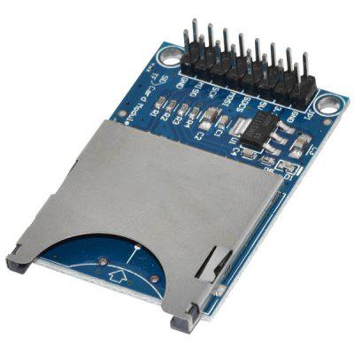 High Performance DIY SD Card Slot Reading Writing Module for Arduino