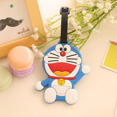 Creative Pokonyan Bag Backpack Ornament Cartoon Pendant Luggage Tag Travel Household Supplies