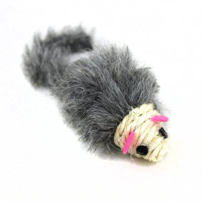 Cute Mouse Design Pet Toy