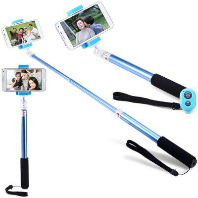 AB Shutter 3 Bluetooth RC Self Timer Stretchable Monopod Camera Shutter with Clip