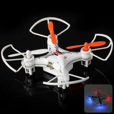 JJRC JJ  -  810 Mini RC Quadcopter 2.4G 4  -  Channel 6  -  Axis Gyro Aerocraft with LED