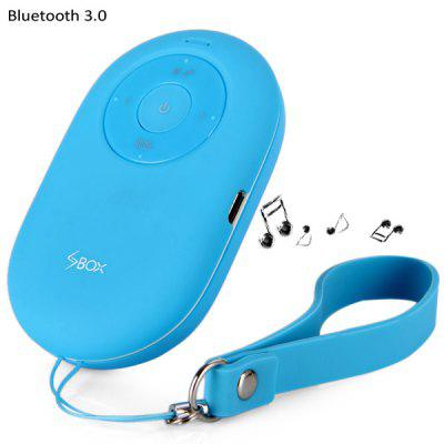 BT650 Full Function Wireless Bluetooth 3.0 Selfie Speaker Speakerphone with FM Radio for iPhone 6 / 6 Plus 5S 5C 5 4S 4