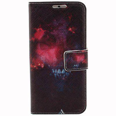 Grinning Cool Skull Style Protective Case Cover