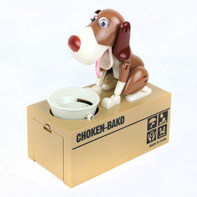 18cm Choken Bako Coin Eating Dog Coin Bank