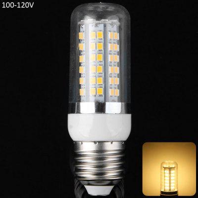 E27 18W 80 x SMD 2835 3000  -  3200K 1650LM 100  -  120V LED Corn Bulb with Clear Sheating
