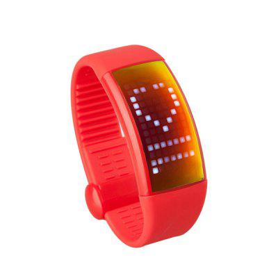 4GB USB Flash Drive Smart Bracelet Sport Fitness Tracker