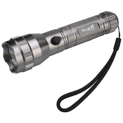 SingFire SF - 713 Cree XPE R2 Rechargeable LED Flashlight ( 3 Modes 180Lm 1 x 18650 Battery )