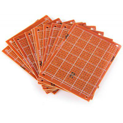 M0066 Practical Prototype Printed Electrical Bakelite Circuit Board for DIY Project  -  10PCS