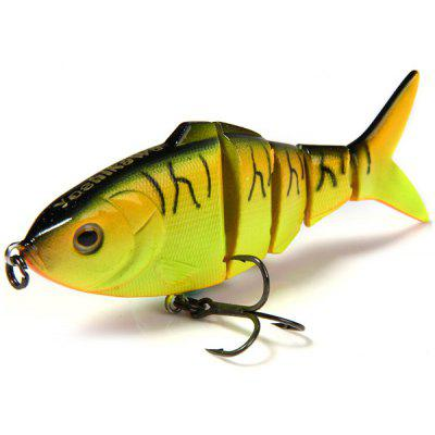 Yoshikawa Top Water Hard Fishing Bait 10.5cm 14g Artificial Lure with Fish Hook